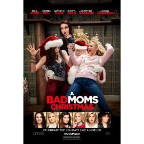 ΜΑΜΑΔΕΣ ΜΕ ΚΑΚΗ ΔΙΑΓΩΓΗ: ΧΡΙΣΤΟΥΓΕΝΝΑ ΕΚΤΟΣ ΕΛΕΓΧΟΥ DVD/A BAD MOMS CHRISTMAS DVD