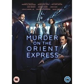 ΕΓΚΛΗΜΑ ΣΤΟ ΟΡΙΑΝ ΕΞΠΡΕΣ DVD/MURDER ON THE ORIENT EXPRESS DVD