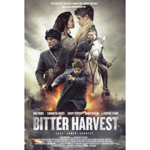 BITTER HARVEST DVD