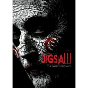 SAW LEGACY-JIGSAW DVD