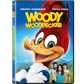 ΓΟΥΝΤΙ Ο ΤΡΥΠΟΚΑΡΥΔΟΣ - Η ΤΑΙΝΙΑ DVD/WOODY WOODPECKER DVD