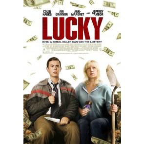LUCKY DVD