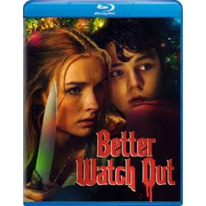 ΜΟΝΟΙ ΣΤΟ ΣΠΙΤΙ DVD/BETTER WATCH OUT DVD