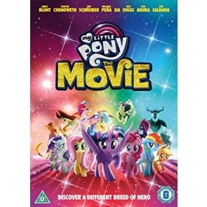 ΜΙΚΡΟ ΜΟΥ ΠΟΝΥ:Η ΤΑΙΝΙΑ DVD/MY LITTLE PONY: THE MOVIE DVD