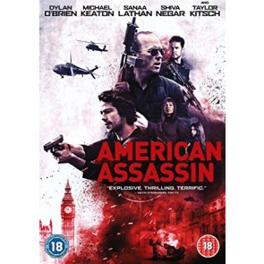 AMERICAN ASSASSIN:Η ΕΚΔΙΚΗΣΗ DVD/AMERICAN ASSASSIN DVD