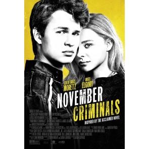 ΕΓΚΛΗΜΑ ΤΟΝ ΝΟΕΜΒΡΗ (DVD)/NOVEMBER CRIMINALS (DVD)