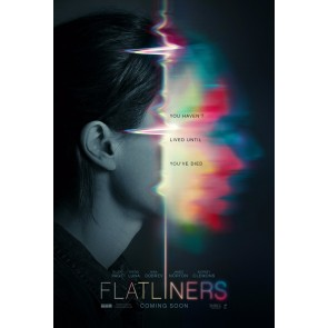 FLATLINERS ΤΑΞΙΔΙΩΤΕΣ ΣΤΗΝ ΑΛΛΗ ΖΩΗ (DVD)/FLATLINERS 2017 (DVD)