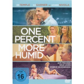 ΤΟ ΧΑΣΜΑ (DVD)/ONE PERCENT MORE HUMID (DVD) [S]