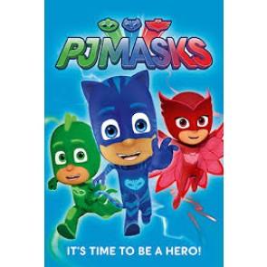 ΗΡΩΕΣ ΜΕ ΠΥΤΖΑΜΕΣ: ΗΡΘΕ Η ΩΡΑ ΝΑ ΓΙΝΕΙΣ ΗΡΩΑΣ (DVD)/PJ MASKS: TIME TO BE A HERO (DVD)