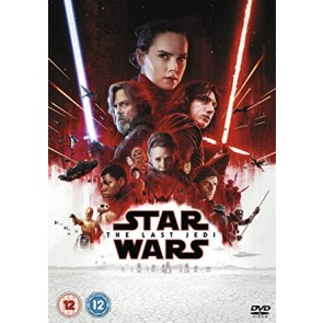 STAR WARS: ΟΙ ΤΕΛΕΥΤΑΙΟΙ JEDI (DVD)/STAR WARS EPISODE VIII: THE LAST JEDI (DVD)