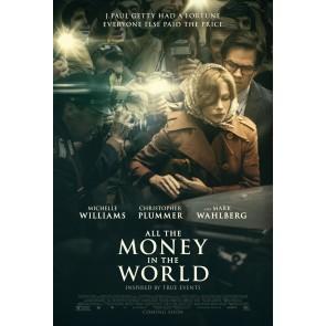 ΟΛΑ ΤΑ ΛΕΦΤΑ ΤΟΥ ΚΟΣΜΟΥ DVD/ALL THE MONEY IN THE WORLD DVD