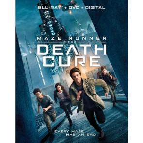 Ο ΛΑΒΥΡΙΝΘΟΣ: Η ΤΕΛΙΚΗ ΔΟΚΙΜΑΣΙΑ BD/MAZE RUNNER: THE DEATH CURE BD