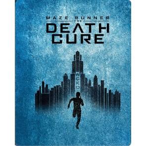 Ο ΛΑΒΥΡΙΝΘΟΣ: Η ΤΕΛΙΚΗ ΔΟΚΙΜΑΣΙΑ(STEELBOOK) BD/MAZE RUNNER: THE DEATH CURE (STEELBOOK) BD