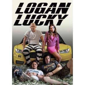 LOGAN LUCKY DVD