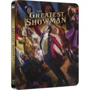 THE GREATEST SHOWMAN (STEELBOOK) BD/THE GREATEST SHOWMAN (STEELBOOK) BD