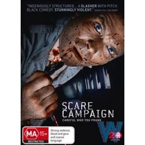 ΠΑΙΧΝΙΔΙΑ ΤΡΟΜΟΥ (DVD)/SCARE CAMPAIGN (DVD)