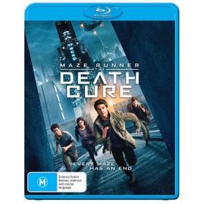 Ο ΛΑΒΥΡΙΝΘΟΣ: Η ΤΕΛΙΚΗ ΔΟΚΙΜΑΣΙΑ DVD/MAZE RUNNER: THE DEATH CURE DVD