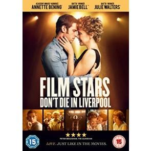 ΤΑ ΑΣΤΕΡΙΑ ΔΕΝ ΠΕΘΑΙΝΟΥΝ ΣΤΟ ΛΙΒΕΡΠΟΥΛ DVD/FILM STARS DON'T DIE IN LIVERPOOL DVD