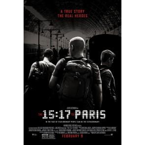 ΑΝΑΧΩΡΗΣΗ ΓΙΑ ΠΑΡΙΣΙ 15:17 BD/THE 15:17 TO PARIS BD