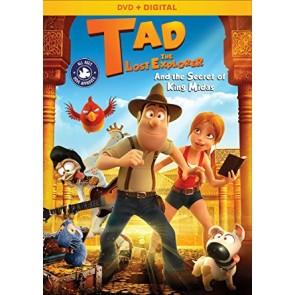 ΤΟ ΜΥΣΤΙΚΟ ΤΟΥ ΒΑΣΙΛΙΑ ΜΙΔΑ DVD/TAD: THE LOST EXPLORER AND THE SECRET OF KING MIDAS DVD