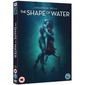 Η ΜΟΡΦΗ ΤΟΥ ΝΕΡΟΥ DVD/THE SHAPE OF WATER DVD