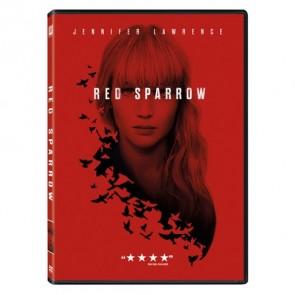ΤΟ ΚΟΚΚΙΝΟ ΣΠΟΥΡΓΙΤΙ DVD/RED SPARROW DVD