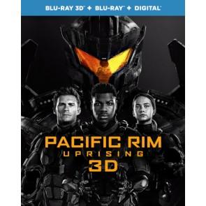 PACIFIC RIM: ΕΞΕΓΕΡΣΗ 3D/BD/PACIFIC RIM : UPRISING  2D/3D