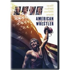 AMERICAN WRESTLER: ΤΗΕ WIZARD DVD