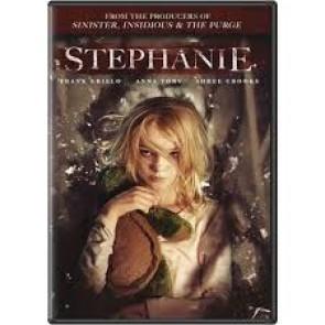 STEPHANIE DVD
