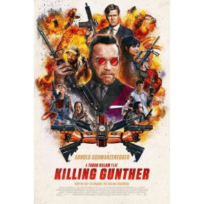 ΣΚΟΤΩΣΤΕ ΤΟΝ GUNTHER DVD/KILLING GUNTHER DVD