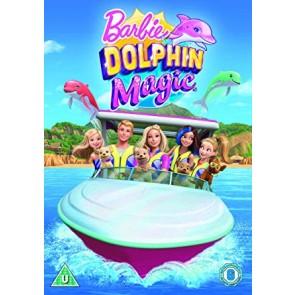 BARBIE ΜΑΓΙΚΗ ΠΕΡΙΠΕΤΕΙΑ ΜΕ ΔΕΛΦΙΝΙΑ DVD/BARBIE DOLPHIN MAGIC DVD