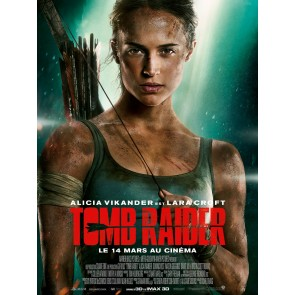 TOMB RAIDER: LARA CROFT DVD