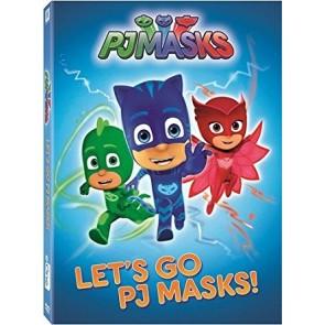 ΗΡΩΕΣ ΜΕ ΠΥΤΖΑΜΕΣ: ΕΜΠΡΟΣ (DVD)/PJ MASKS: LET'S GO PJ MASKS (DVD)