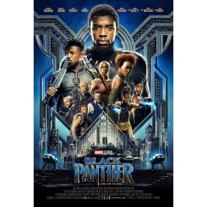 BLACK PANTHER (DVD) [S]