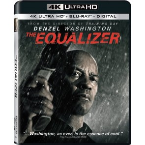 THE EQUALIZER, THE (UHD+BD)