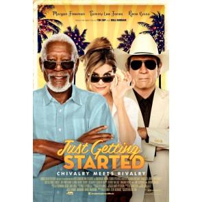 ΜΟΛΙΣ ΑΡΧΙΣΑΜΕ (DVD)/JUST GETTING STARTED (DVD)