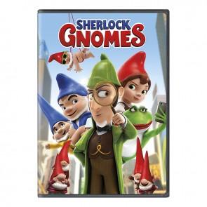 ΣΕΡΛΟΚ ΖΟΥΜΠΟΜΣ DVD/SHERLOCK GNOMES DVD