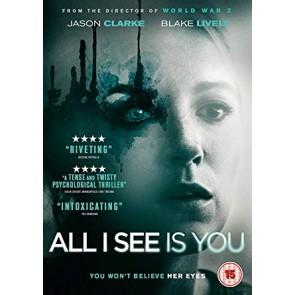 ΜΟΝΟ ΕΣΕΝΑ ΒΛΕΠΩ DVD/ALL I SEE IS YOU DVD
