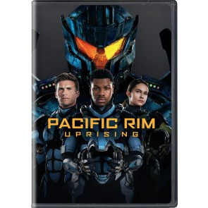 PACIFIC RIM: ΕΞΕΓΕΡΣΗ DVD/PACIFIC RIM: UPRISING DVD