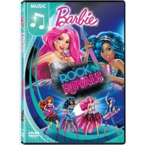 BARBIE H ΠΡΙΓΚΙΠΙΣΑ & Η ΡΟΚ ΣΤΑΡ DVD/BARBIE IN ROCK 'N ROYAL DVD