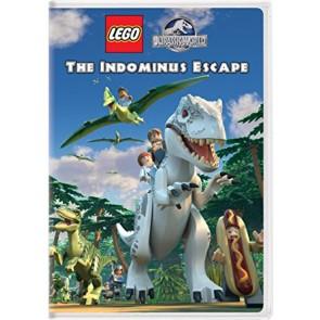 LEGO JURASSIC WORLD : Η ΑΠΟΔΡΑΣΗ ΤΟΥ ΙΝΤΟΜΙΝΟΥΣ DVD/LEGO JURASSIC WORLD: THE INDOMINUS ESCAPE DVD