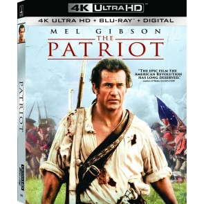 Ο ΠΑΤΡΙΩΤΗΣ (UHD+BD)/THE PATRIOT (UHD+BD)