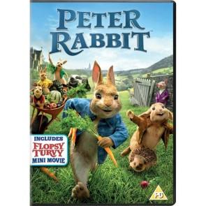 ΠΙΤΕΡ ΡΑΜΠΙΤ (DVD)/PETER RABBIT (DVD)