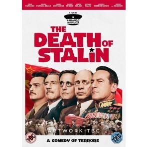 Ο ΘΑΝΑΤΟΣ ΤΟΥ ΣΤΑΛΙΝ DVD/THE DEATH OF STALIN DVD