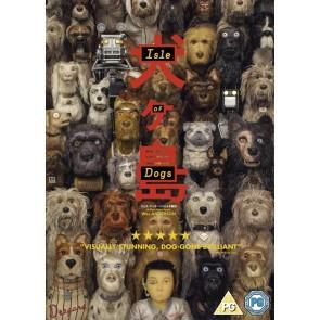 ΤΟ ΝΗΣΙ ΤΩΝ ΣΚΥΛΩΝ DVD/ISLE OF DOGS DVD