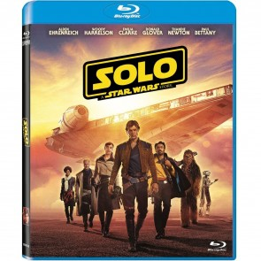 SOLO: A STAR WARS STORY (2 BD)