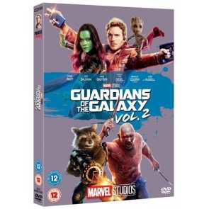 GUARDIANS OF THE GALAXY VOL.2 (DVD O-RING)