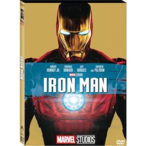 IRON MAN (DVD O-RING)