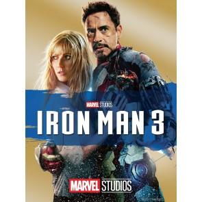 IRON MAN 3 (DVD O-RING)