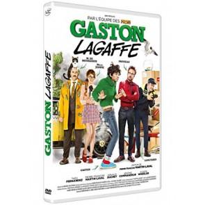 ΓΚΑΣΤΟΝ, Ο ΓΚΑΦΑΤΖΗΣ DVD/GASTON LAGAFFE DVD